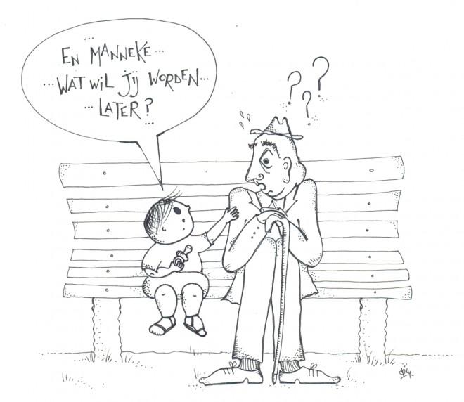 Cartoon NvdP V